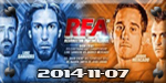 RFA 20: Sanders vs. Mercado-Nov 7