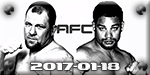 AFC 128 - Ryan vs. Paulino 2 - Jan 18