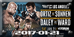 Bellator 170 - Ortiz vs. Sonnen - Jan 21