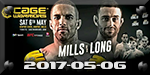 Cage Warriors 83 - Mills vs. Long - May 6