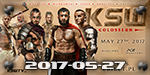KSW 39 - Colosseum - May 27