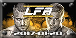 LFA 2 - Richman vs. Stojadinovic - Jan 20