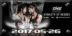 ONE Championship 55 - Dynasty of Heroes - May 26