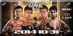 ONE FC 22 - Dynasty of Champions - Oct 31
