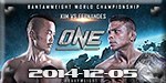 ONE FC 23 - Warrior's Way - Dec 5