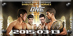 ONE FC 25 - Age of Champions - Mar 13