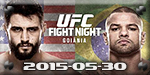 UFC Fight Night 67 - Condit vs. Alves - May 30