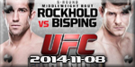 UFC Fight Night 55: Rockhold vs. Bisping-Nov 8